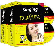 Singing for Dummies Deluxe