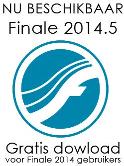 Finale 2014.5