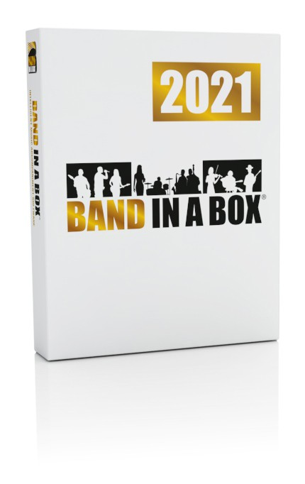 Band-In-A-Box UltraPak+ Windows