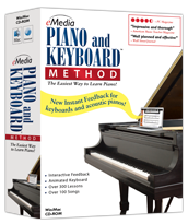 Piano/Keyboard Method