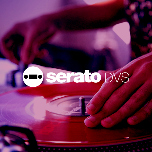 Serato DJ DVS Expension Pack
