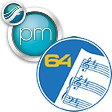 SmartScore 64 Songbook Finale/PrintMusic deal