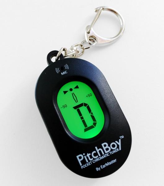 Pitchboy mini stemapparaat (zwart)