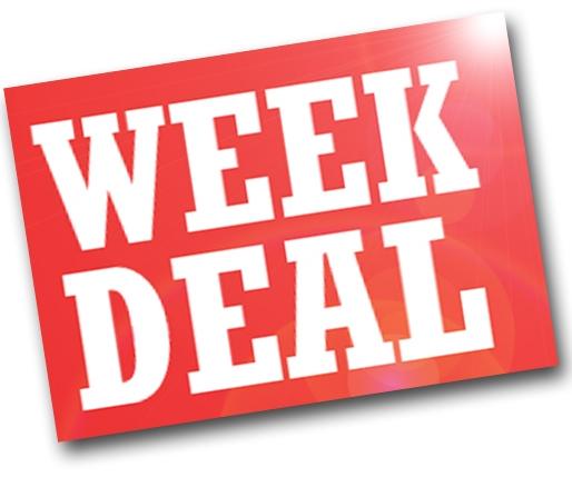 Bekijk de Week Deal